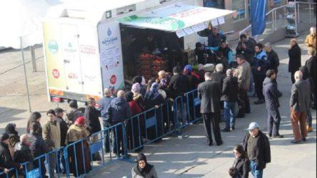 Erdoğan'dan 'tanzim çadırları' yerine 'kooperatif market' hamlesi