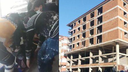 Tekirdağ'da iş cinayeti: İnşaattan düşen işçi hayatını kaybetti