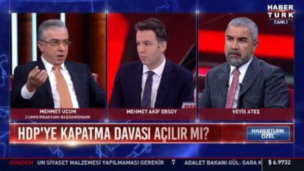 Erdoğan'ın başdanışmanından 'HDP'nin kapatılması' açıklaması