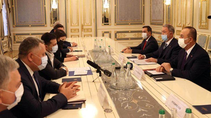 Türkiye ile Ukrayna arasında askeri istihbarat anlaşması