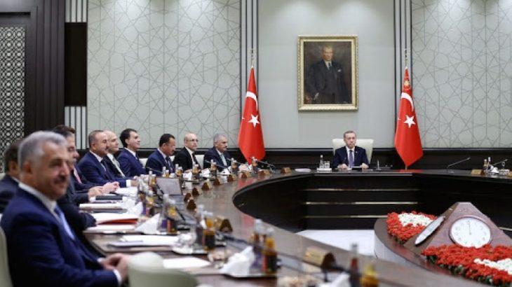Erdoğan: Türkiye'nin yeni bir anayasayı tartışmasının vakti gelmiştir