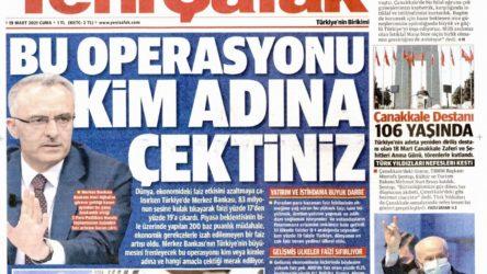 Yandaşlardan 'faiz kararı'na tepki: Bu operasyonu kim adına çektiniz?