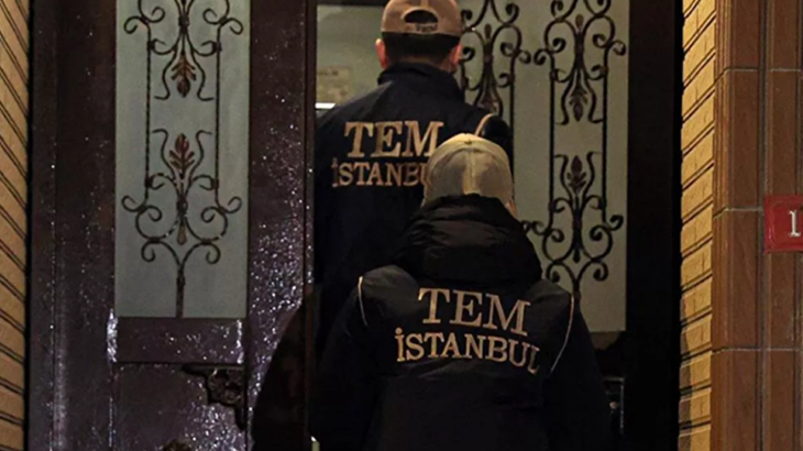 İstanbul'da operasyon: HDP'li ilçe başkanı ve birçok kişi gözaltına alındı