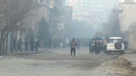 Afganistan'da bomba yüklü araç patlatıldı: En az 8 ölü, 50'den fazla yaralı