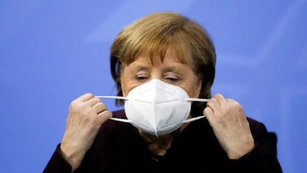 Almanya'da 'kontrollü açılış' kararı alındı