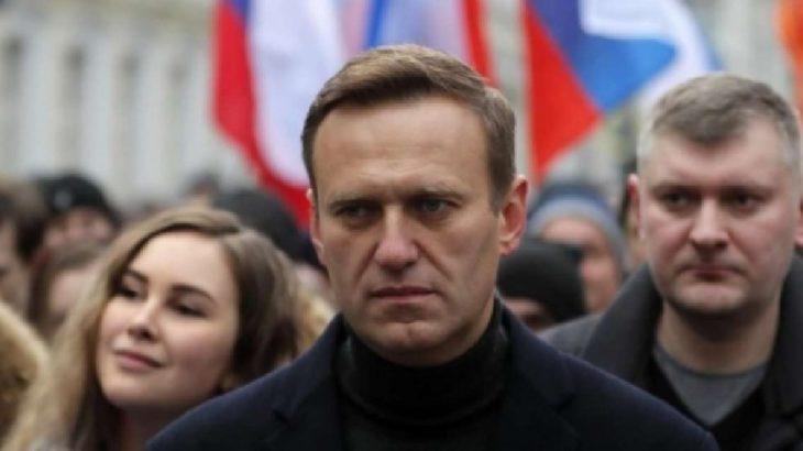 ABD ve AB'den Rusya'ya 'Navalnıy yaptırımı'