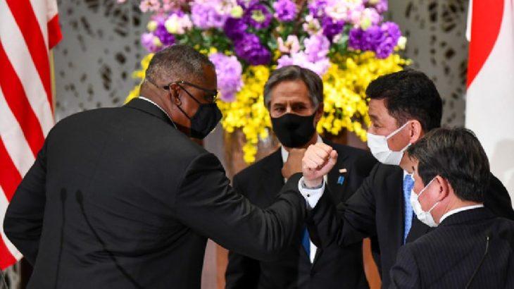 ABD'li bakanlar, Güney Kore'de Çin ve KDHC'yi hedef aldı