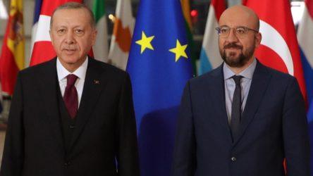 AB yetkililerinden Erdoğan'a ziyaret