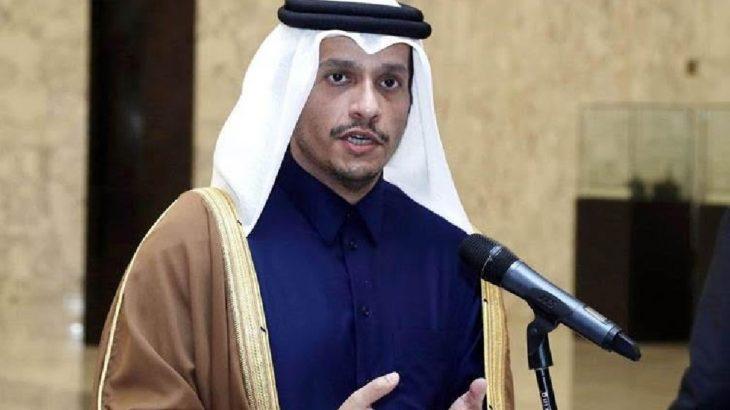 Katar Dışişleri Bakanı'nın Bağdat'tan sonraki durağı Erbil olacak