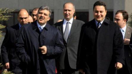 Ali Babacan: Abdullah Gül açık destek verdi