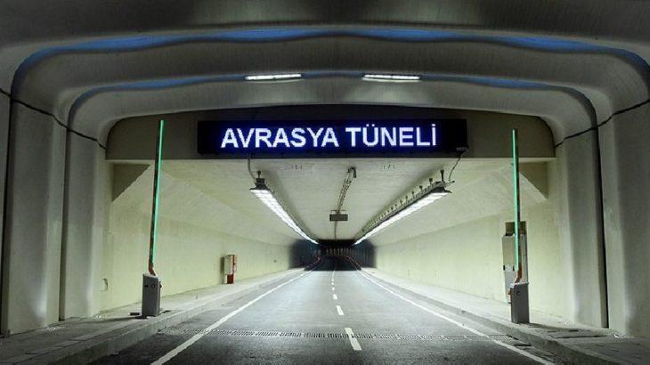 Avrasya Tüneli'ne