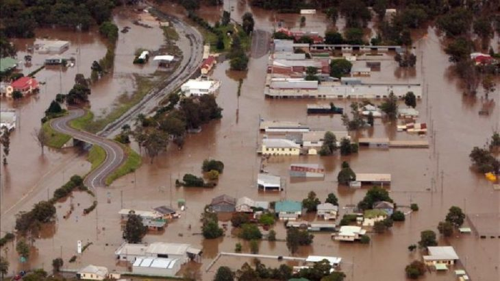 Avustralya'da son 50 yılın en büyük sel felaketi yaşanıyor