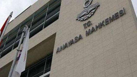 AYM, Erdoğan'ın bir kararını daha iptal etti