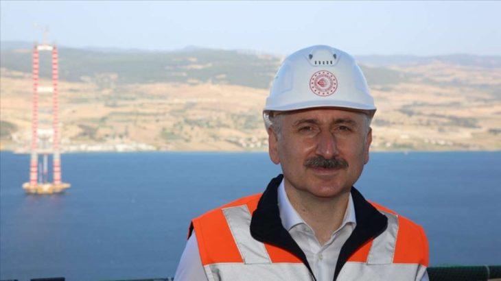 Bakan Karaismailoğlu'ndan 'Kanal İstanbul' açıklaması: İmar planları tamamlandı, ihale hazırlıkları devam ediyor