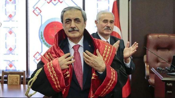 HDP'ye kapatma davası açan Bekir Şahin, 5 aday arasında 4. iken Erdoğan tarafından seçilmiş