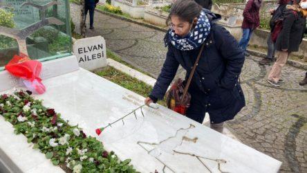 Berkin Elvan ölüm yıldönümünde mezarı başında anıldı