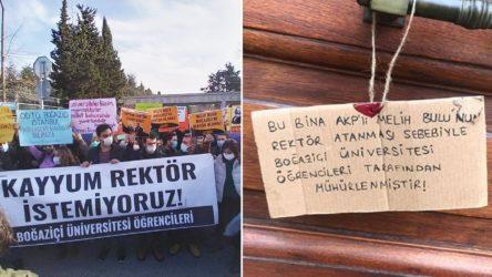 TKH Gençliği: Boğaziçi boykotta, Melih Bulu istifa!