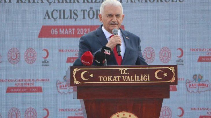 Binali Yıldırım: ABD ve AB'nin milli geliri küçülürken Türkiye büyüdü!