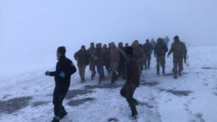 Bitlis Tatvan'da askeri helikopter düştü: 11 ölü, 3 yaralı