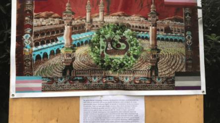 Boğaziçi Üniversitesindeki Kabe fotoğrafı davasında tahliye