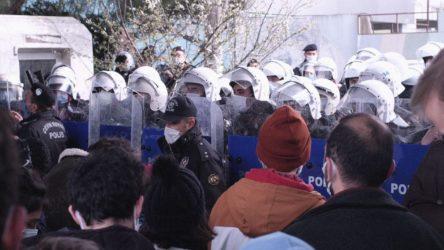 TKH'den Kartal Adliyesi'ne çağrı: Boğaziçi öğrencilerine destek vermek suç değildir