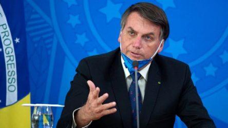 Brezilya'da Covid-19 krizi