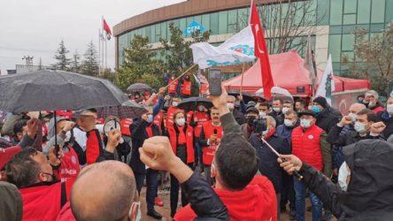 Cem Bialetti işçileri kararlı