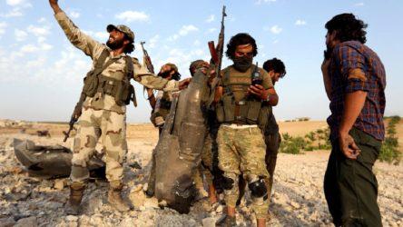 Barbarların istilası: Emperyalist çullanmaya direnen Suriye