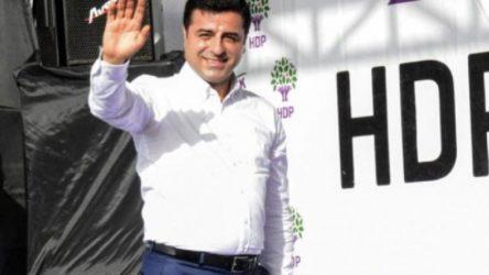 Demirtaş: Demokrasi ittifakını en çok HDP öneriyor