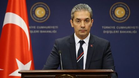Dışişleri Bakanlığı'ndan Yunanistan'a 'FETÖ' tepkisi