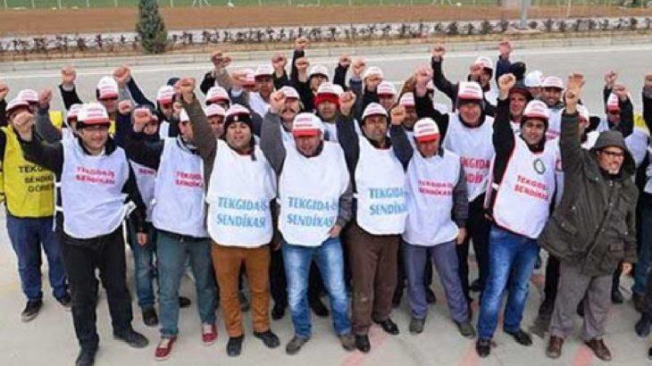 Komünistlerden uluslararası tekele karşı mücadele eden Döhler işçileriyle dayanışma çağrısı