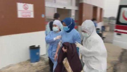 Edirne'de peynir fabrikasında amonyak tankı patladı: 30 işçi yaralı