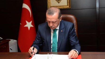 Erdoğan imzalamaya devam ediyor: Acele kamulaştırma kararı