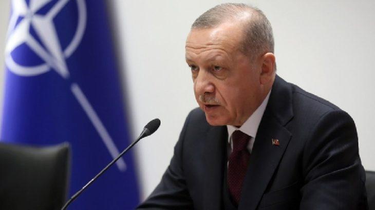 Erdoğan'dan 'Avrupa'yı koruyan Türkiye' teşekkürü