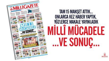 Saadet'in gazetesinde 'İstanbul Sözleşmesi' sevinci: İstanbul Sözleşmesi'nden çıkıldı, şimdi sıra kalıntılarında...