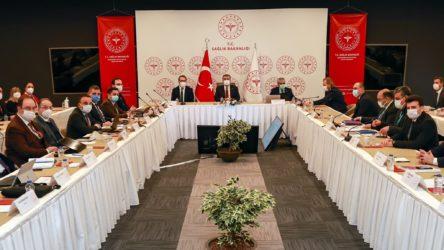 Fahrettin Koca'dan 'İstanbul' açıklaması