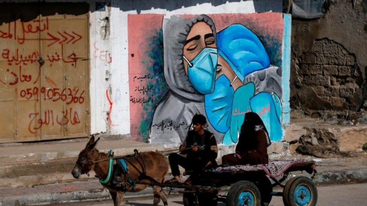 İsrail işgali altındaki Filistin'de salgın alarmı: Tehlike çanları çalıyor