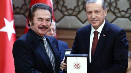 Saray 'ünlüsü' Orhan Gencebay: Cumhurbaşkanımızı bile eleştiriyorlar