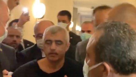 Meclis'te nöbetini sürdüren Gergerlioğlu gözaltına alındı