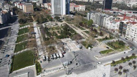İBB'den Gezi Parkı açıklaması