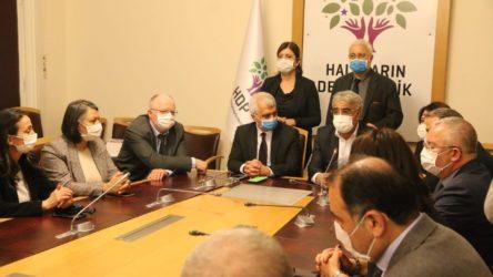 HDP'den kapatılma davasına ilişkin ilk açıklama