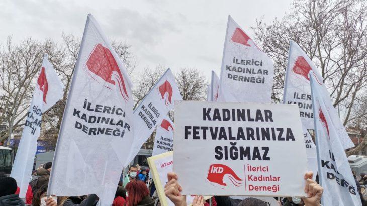 İKD, İstanbul Sözleşmesi'nin feshine karşı dava açmıştı: Cumhurbaşkanlığı'ndan savunma istendi