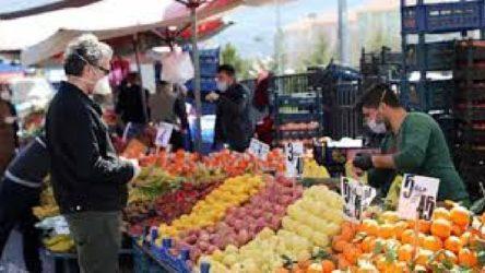 Mutasyonlu virüs artışı nedeniyle bir ilde pazar yerleri kapatıldı