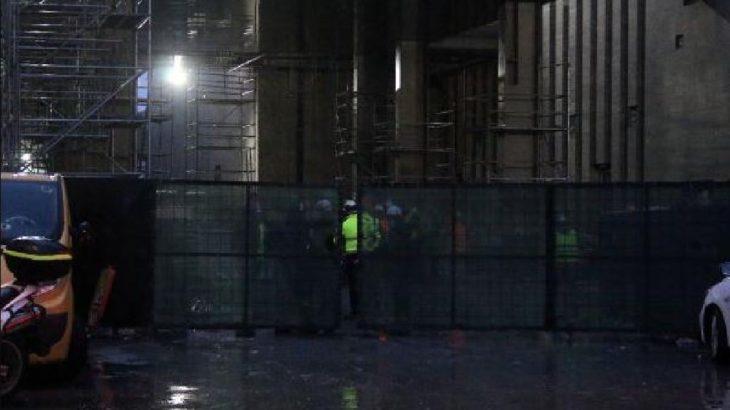 İYİ-SEN: İstanbul'un göbeğinde inşaat patronları suç işlemeye devam ediyor