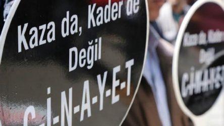 Kocaeli'de iş cinayeti: 45 yaşındaki işçi, çatıdan düşerek yaşamını yitirdi