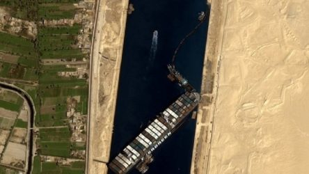 İran Moskova Büyükelçisi'nden Süveyş Kanalı'na alternatif