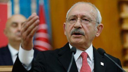 Kılıçdaroğlu'nun dokunulmazlık fezlekesi Meclis'te: Hodri meydan!