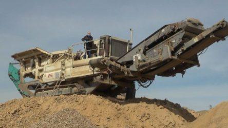 İş cinayeti: Taş kırma makinesinin haznesine düşen işçi yaşamını yitirdi