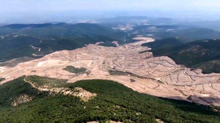 İzinler iptal edildi ama; Alamos Gold, Kazdağları'nın en az 30 yılına mal oldu