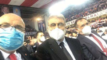 Kongreye giden AKP'li vekil İsmail Tamer Koronavirüs'e yakalandı
